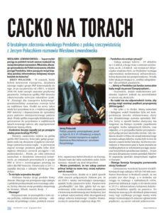 wywiad_niedziela_cacko na torach