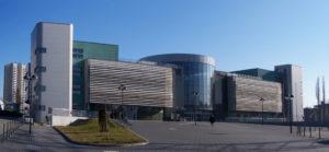 Wydział Prawa i Administracji Uniwersytetu Śląskiego w Katowicach. Autor zdjęcia : Lestat (Jan Mehlich)